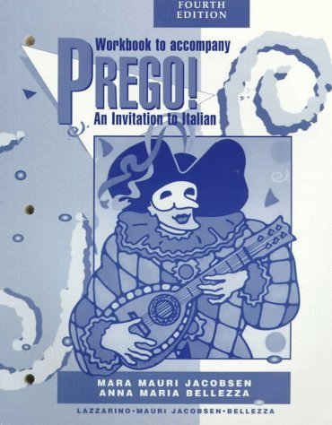 9780070377240: Prego! An Invitation to Italian (Student Workbook)