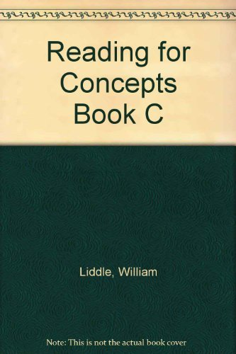 9780070377837: Reading for Concepts Book C