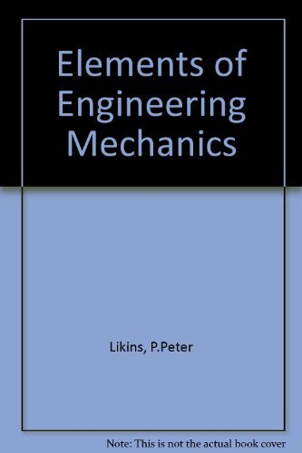 9780070378520: Elements of Engineering Mechanics