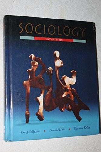 Sociology: Calhoun, Craig, Light,