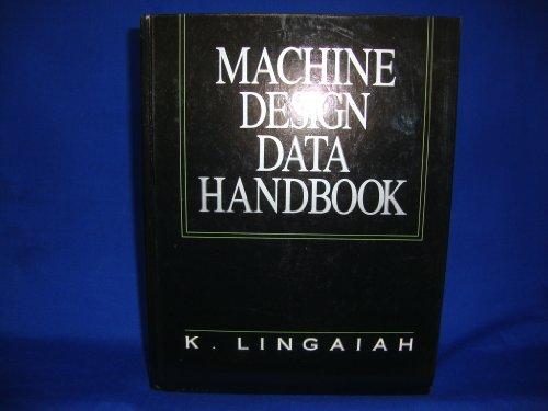 9780070379336: Machine Design Data Handbook