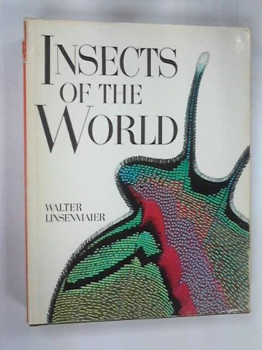 Insects Of The World: Linsenmaier, Walter Translated