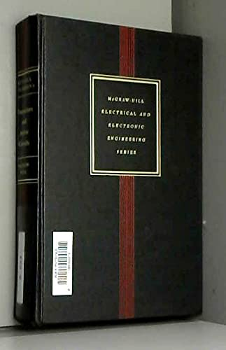 9780070379701: Transistors and Active Circuits