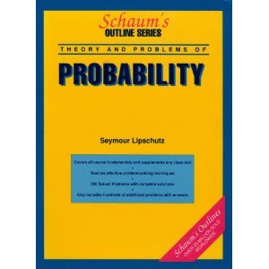 9780070379824: Schaum's Outline of Theory and Problems of Probability