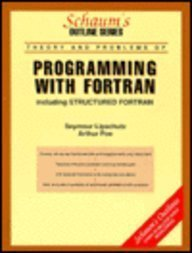 9780070379848: Schaum's Outline of Programming with FORTRAN Including Structured FORTRAN