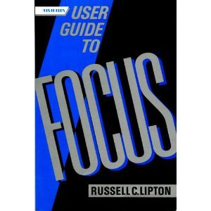 9780070380066: Users Guide to FOCUS