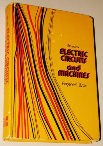 9780070380264: Electric Circuits and Machines