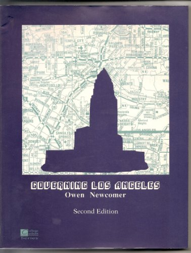 9780070380349: Governing Los Angeles