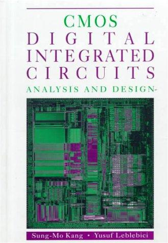 9780070380462: Cmos Digital Integrated Circuits: Analysis and Design