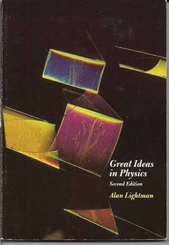 9780070380486: Great Ideas in Physics