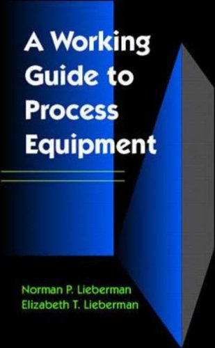 9780070380752: Working Guide to Process Equipment