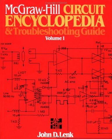 9780070380769: Mcgraw-Hill Circuit Encyclopedia & Troubleshooting Guide: Vol 1 (McGraw-Hill Circuit Encyclopedia & Troubleshooting Guide 1)