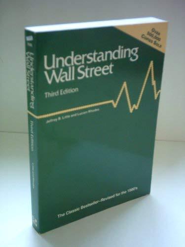 9780070381025: Understanding Wall Street