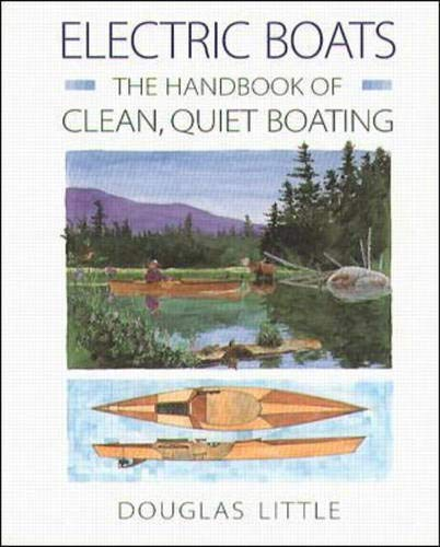 9780070381049: Electric Boats: The Handbook of Clean, Quiet Boating