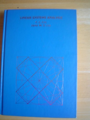 9780070381209: Linear Systems Analysis