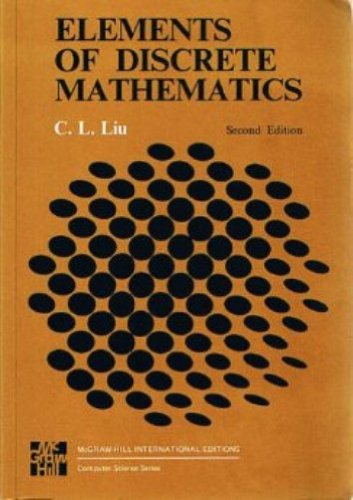 9780070381308: Elements of Discrete Mathematics: Solutions Manual
