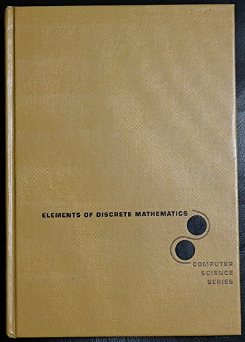 9780070381315: Elements of Discrete Mathematics (Computer Science)