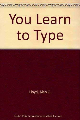 9780070381605: You Learn to Type