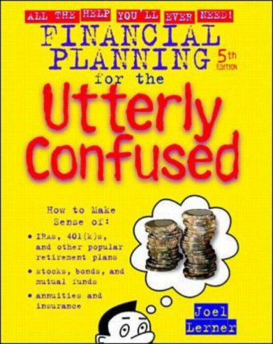 9780070381643: Financial Planning for the Utterly Confused (Utterly Confused Series)