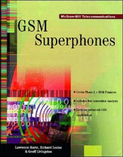 9780070381773: GSM Superphones: Technologies and Services