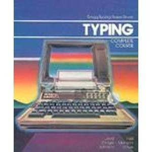 9780070382800: Typing, Complete Course
