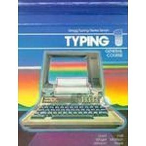9780070382817: Gregg Typing I: Series 7 General Course (Gregg Typing, Series Seven)