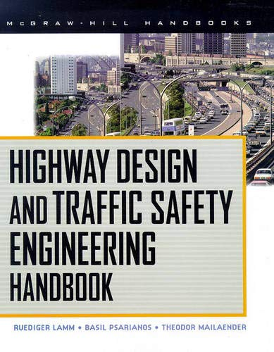 9780070382954: Highway Design and Traffic Safety Engineering Handbook