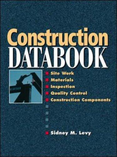 9780070383654: Construction Databook