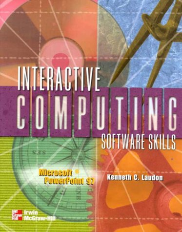 9780070384392: Interactive Computing Series: Microsoft Powerpoint 97