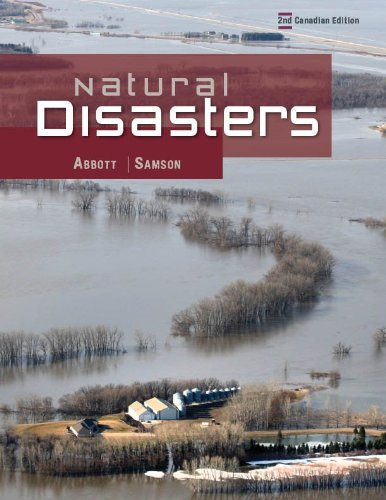 9780070385498: Natural Disasters