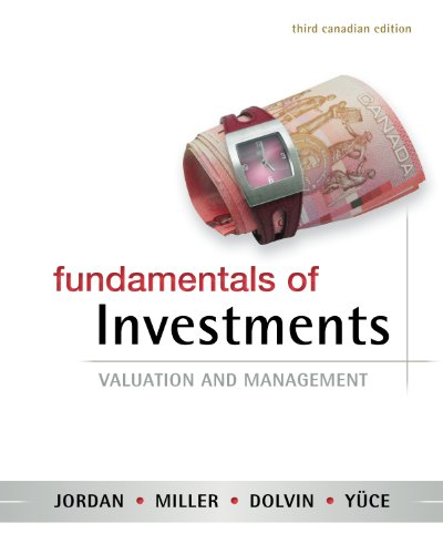 9780070385665: Fundamentals of Investments