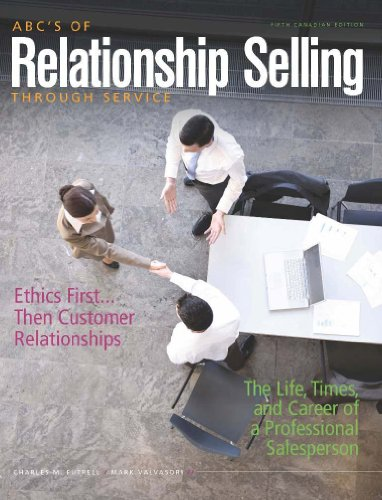 9780070385689: ABC'S OF RELATION.SELL..-W/CD>