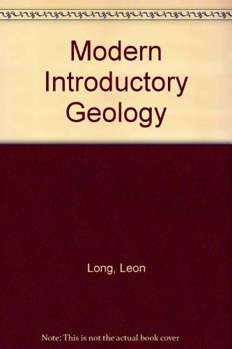 GEOLOGY: Long, Leon E.