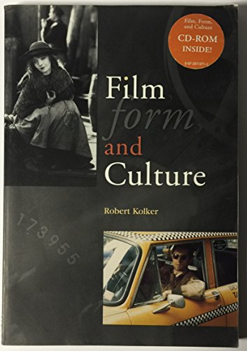 9780070387324: Film form and Culture