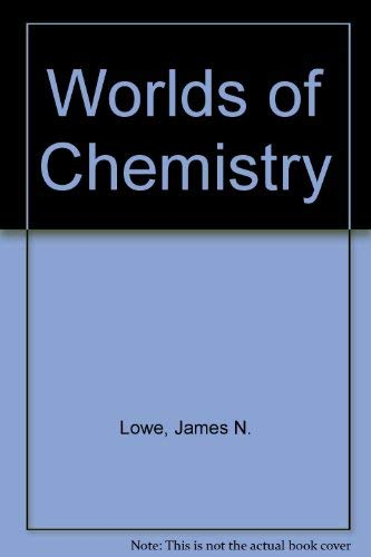 9780070388468: Worlds of Chemistry: A Text for Liberal Arts Students