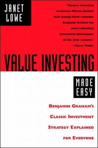 9780070388598: Value Investing Made Easy: Benjamin Graham's Classic Investment Strategy Explained for Everyone