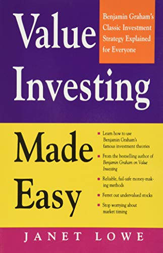 9780070388642: Value Investing Made Easy: Benjamin Graham's Classic Investment Strategy Explained for Everyone