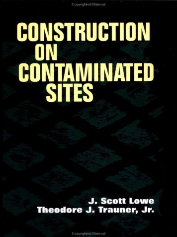 9780070388789: Construction on Contaminated Sites