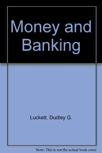 9780070389618: Money and Banking