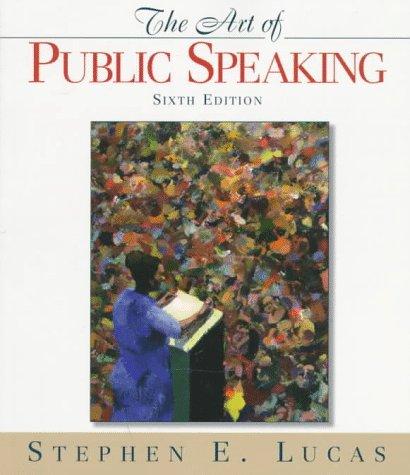 9780070390645: Art of Public Speaking