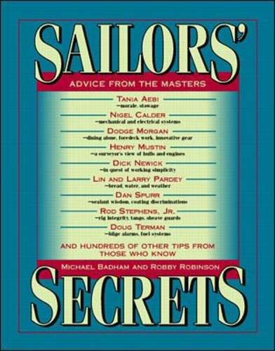 Sailors' Secrets: Advice from the Masters: Mike Badham
