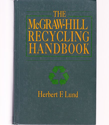 9780070390966: The McGraw-Hill Recycling Handbook