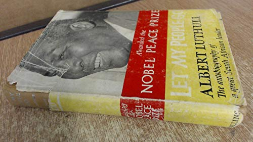 9780070391208: Let my people go : an autobiography / by Albert Luthuli ; introduction by Charles Hooper