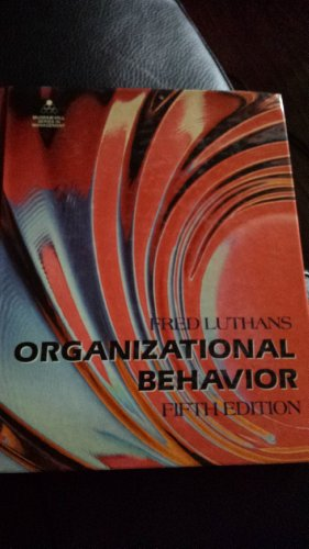 9780070391611: Organizational Behavior