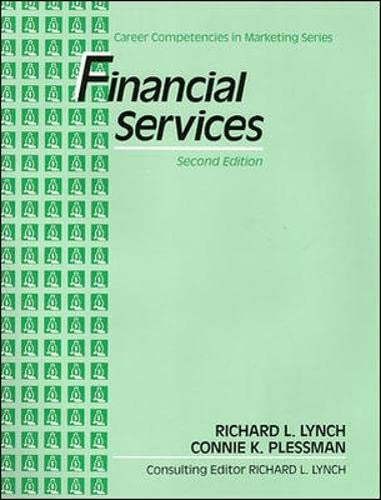 Financial Services: Richard L. Lynch;
