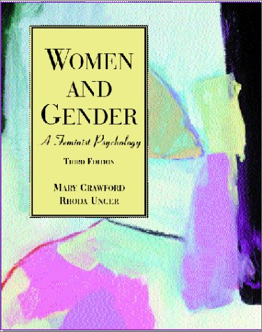 9780070392137: Women and Gender: A Feminist Psychology