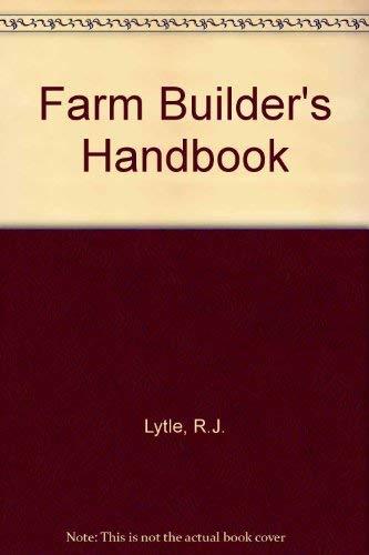 9780070392762: Farm Builder's Handbook