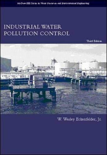 9780070393646: Industrial Water Pollution Control