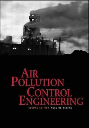 9780070393677: Air Pollution Control Engineering (MCGRAW HILL SERIES IN WATER RESOURCES AND ENVIRONMENTAL ENGINEERING)