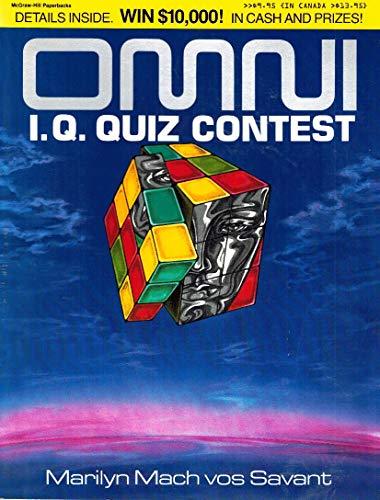 9780070393776: Omni I.Q. Quiz Contest
